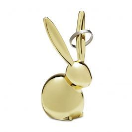Umbra - Stojak na pierścionki Zoola Bunny - mosiężny
