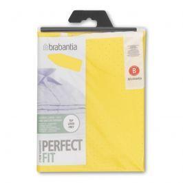 Brabantia - Pokrowiec na deskę do prasowania 124 x 38cm - bez pianki - Yellow